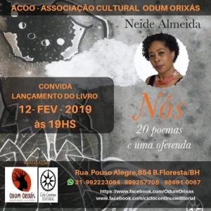 Convite Lçto.Livro Neide Almeida (1)